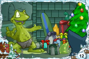 Neopets Advent Calendar